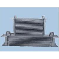 Car Reducing Temperature Engine Automotive Oil Coolers / Air heat exchanger Manufactures