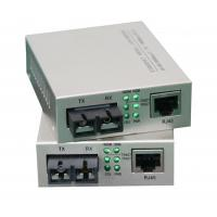 Single Mode Fiber Optic Media Converter Rj45  Manufactures