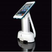 COMER anti-theft cable alarm locking sensor mobile phone stand for desk display Manufactures