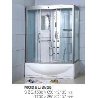 Lavish Rectangle Shower Cabinet with Wide Space and Steem Function (8825) Manufactures