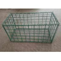 Garden Welded Mesh Gabions Retaining Wall Stone Cage Box Hot Dipped Galvanised Manufactures