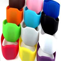 China Kids Gift Touch Screen Led Silicone Wristband Watch , Silicone Sports Watch on sale