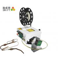 China Electric AC110V Automatic Cable Tie System In Bundling Diameter Up To 42mm on sale