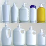 Lip shape acrylic lotion bottles Manufactures