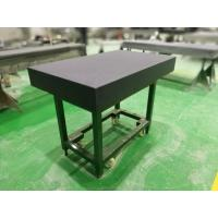 Black Lab Table Marble Surface Plate 2000 X 1000mm Non Glaring Surface Manufactures