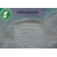 High Purity Pharmaceutical Powder Albendazole For Deworming CAS 54965-21-8 Manufactures