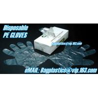 plastic gloves, piping bags, wickted bags, gloves, foil, aluminium, apron, seafood bags Manufactures