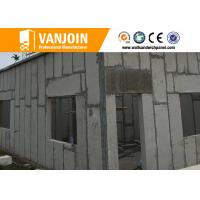 7 Days Finished Prefabricated Modular Homes EPS cement sandwich wall Manufactures
