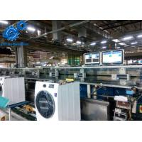 China Automatic Washing Machine Assembly Line Accurate Stable Conveying Speed on sale
