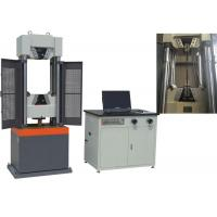 WEW -600 Hydraulic Pressure Tensile Strength Testing Machine 600KN Computer Display Manufactures