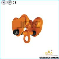 1t 2t 3t 5t Push Trolley , Hoist Trolley Manufactures