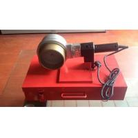 110mm Dia Pipe Plastic Pipe Socket Welding Machine With ISO Certification Manufactures