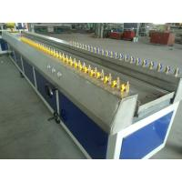 Deck WPC Profile Plastic Extrusion Line , Double Screw Extruder Machine Manufactures