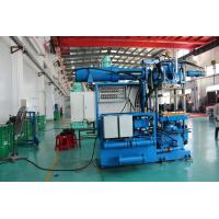 Quality Adjustable Speed Rubber Press Machine , High Grade Rubber Compression Molding Machine for sale