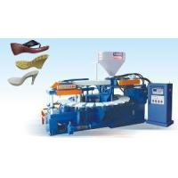 China High Heel Sandal Sole Injection Moulding Machine on sale