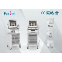 China 180w Professional newest hifu high intensity focused ultrasound machine price on sale