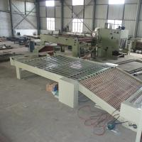 China Industry Wadding Production Line Comforter Nonwoven Machinery 150kg/H 3400mm on sale