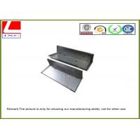 Precision Machining fabrication sheet metal Small Machined Parts with grey painting Manufactures