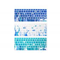 Waterproof Silicone Keyboard Covers For Apple Macbook 13 Inch / 15 Inch Sea World Manufactures
