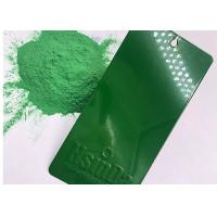 RAL Green Color Epoxy Polyester Powder Coating Paint For Outdoor Application Manufactures
