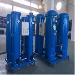 Oxygen PSA Nitrogen Plant 15 Mpa Pressure 200 Nm 3/H Capacity 108.66KW Power Manufactures