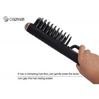 Hair Care Styling Home Beauty Machine Electric Pro Automatic Brush Hair Straightener Manufactures