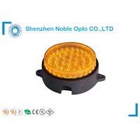100mm Solar Traffic Light Module 39 Leds Power Consumption Less Than 3W Ip65 Manufactures