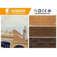 240 x 60mm Energy saving Lightweight fireproof soft ceramic wall tile for Interior Exterior use