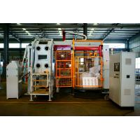 China Metal Zinc Alloy Low Pressure Die Casting Machine For Pipe Fittings / Brass Alloy Parts on sale