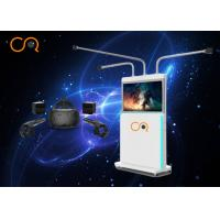 Quality High Resolution Vr Walking Platform 800W With HTC VR Glasses , CE ISO Listed for sale