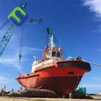 ship launching marine airbag,boat lift air bags, ship launching balloon Manufactures