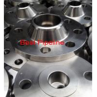 A350 LF2 Anti Rust Oil Carbon Steel Forged Flanges  Connecting Pipes And Pumps Manufactures