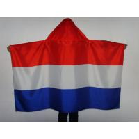 China All Countries England Flag Cape / Cloth Shape National Soccer Fan Cape on sale
