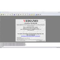 Newest Vediamo 5.0.4 version factory developer software hdd for MB star SD4 SDconnect c4 Manufactures