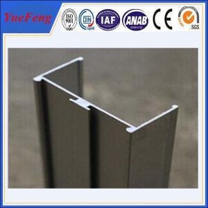 Quality Aluminium extrusion for wardrobe/cabinet/window and door,aluminium profile for sale