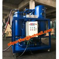 Turbo Oil vacuum separation technology portable oil filtering machines,turbine oil purifier for breaking emulsification Manufactures