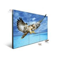 LG Panel 49 Inch 2K LCD Video Wall Display Outdoor Support Multi Interface Input Manufactures