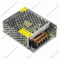 Ac To Dc Rgb 5 Amp 12v Switching Power Supply For Led Lights , CE Approval Manufactures