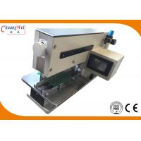 China Guillotine Type PCB Cutting Machine for Metal Board With Linear Blades on sale