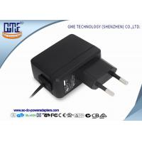 PC housing EU 5V 2A Loudspeaker switching ac dc power adapter good performance Manufactures