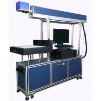 100W 400*400mm CO2 glass tube laser marking engraving machine Manufactures