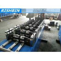 Metal Steel Joist Ceiling Cold Roll Forming Machine with Chain Drive AC 380V 50HZ Manufactures
