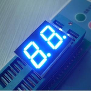 High Efficiency Dual Digit 7 Segment Display For Digital Indicator Manufactures
