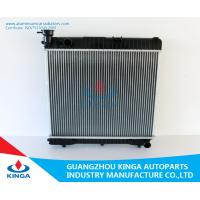 High Efficiency Aluminium Car Radiators Benz 207D / 209D / 307D Vehicle Year 1968 - 1977 Manufactures