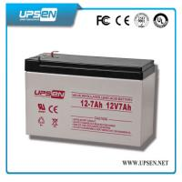 SL Valve Regulated Lead Acid Battery for New Energy Manufactures