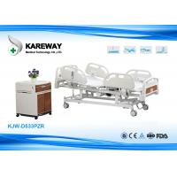 Motorized Full Electric Hospital Beds With Side Rails For Paralyzed Patients Manufactures