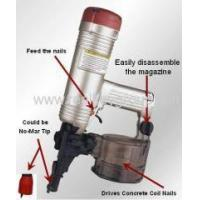 China Concrete Coil Nailer on sale