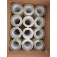 Transparent Carton tape for packing.CARTON TAPE,48mic*69mm*144y color: white crystal.    packing tape. Manufactures