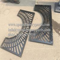 Foundry Direct Landscape design hardware accessory 100% Recycled Grey Iron Square tree trench grate Manufactures