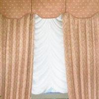 Curtain, Made of Jacquard Printed Fabric, Customized Requirements are Accepted Manufactures